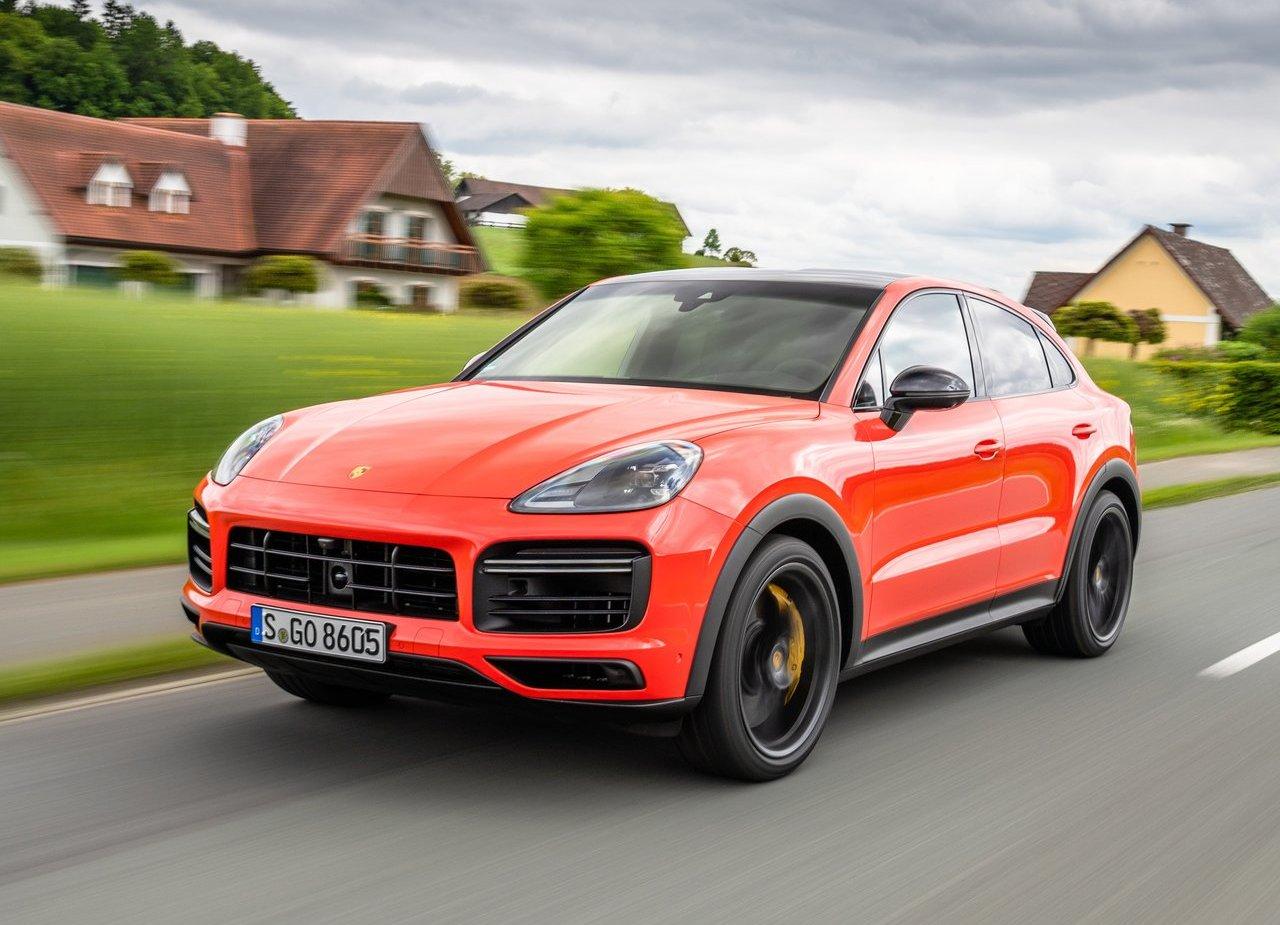 Porsche inicia as vendas do Cayenne E-Hybrid Coupé e Cayenne Turbo Coupé