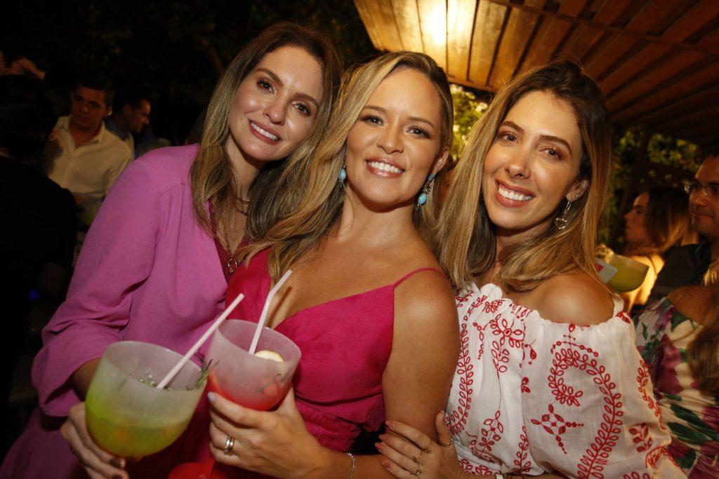 Denise Pio, Mirella Tome E Daniela Ponte,