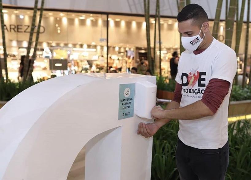 Campanha Doe de Coração promove atividades educativas no Iguatemi Fortaleza