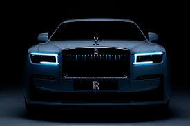 Rolls-Royce lança a segunda versão do Ghost que custa no mínimo R$ 1,6 milhão