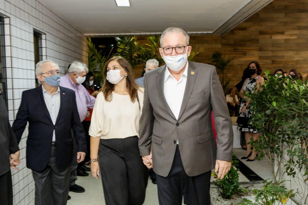 Eduardo Bezerra, Rosangela E Ricardo Cavalcante