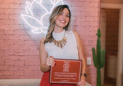 Essence Branding conquista a certificação Selo B de boas práticas empresariais