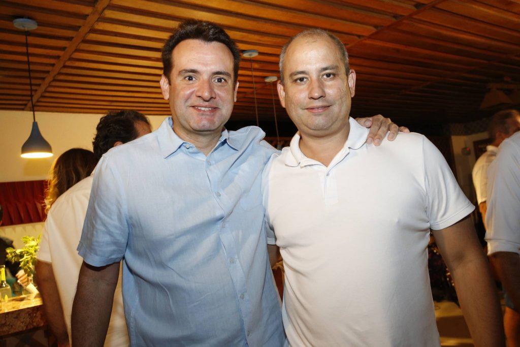 Fernando Gurgel E Andre Linheiro