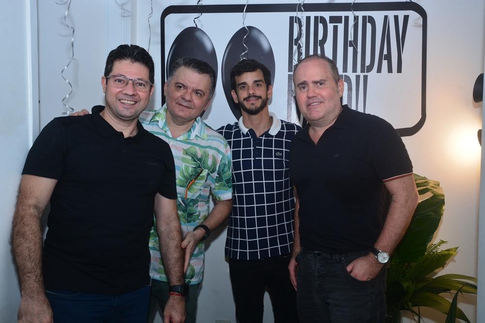 Flamarion Ximenes, Omar De Albuquerque, Gustavo Augusto Lima E Roberto Pamplona