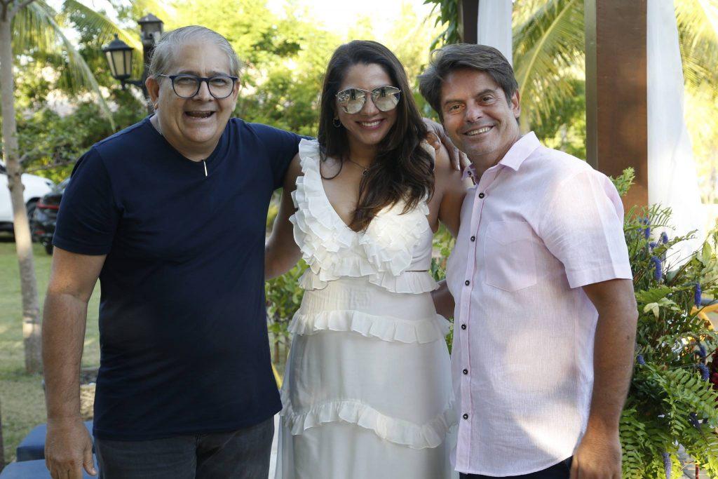 Francisco Sales, Uzely Castelo Branco E Luiz Carlos Tome