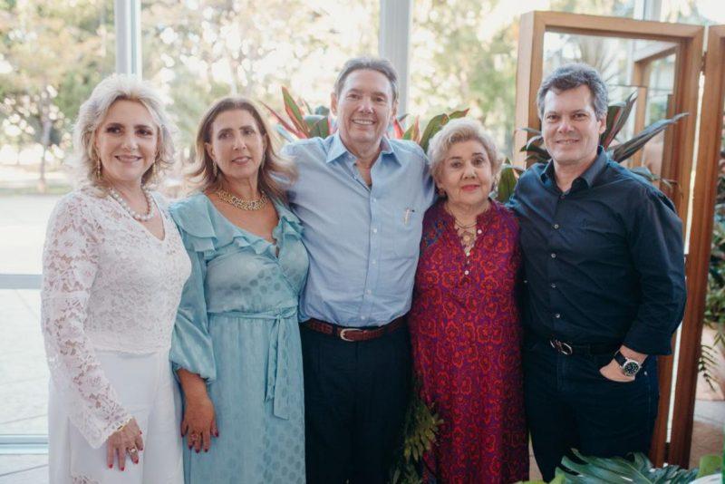 Graça Da Escóssia Regina Dias Branco Ivens Júnior Consuelo E Cláudio Dias Branco