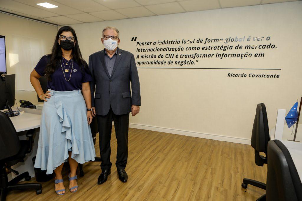 Karina Frota E Ricardo Cavalcante