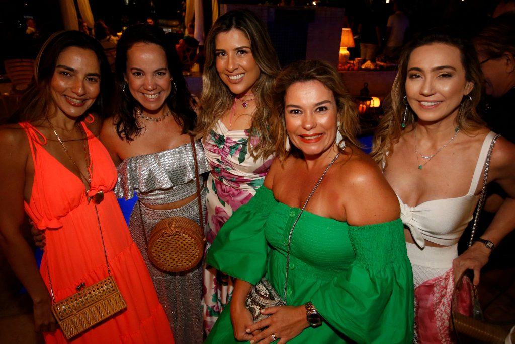 Lara Romcy, Manu, Roberta Ponte, Ana Maria Figueiredo E Andre Aquino
