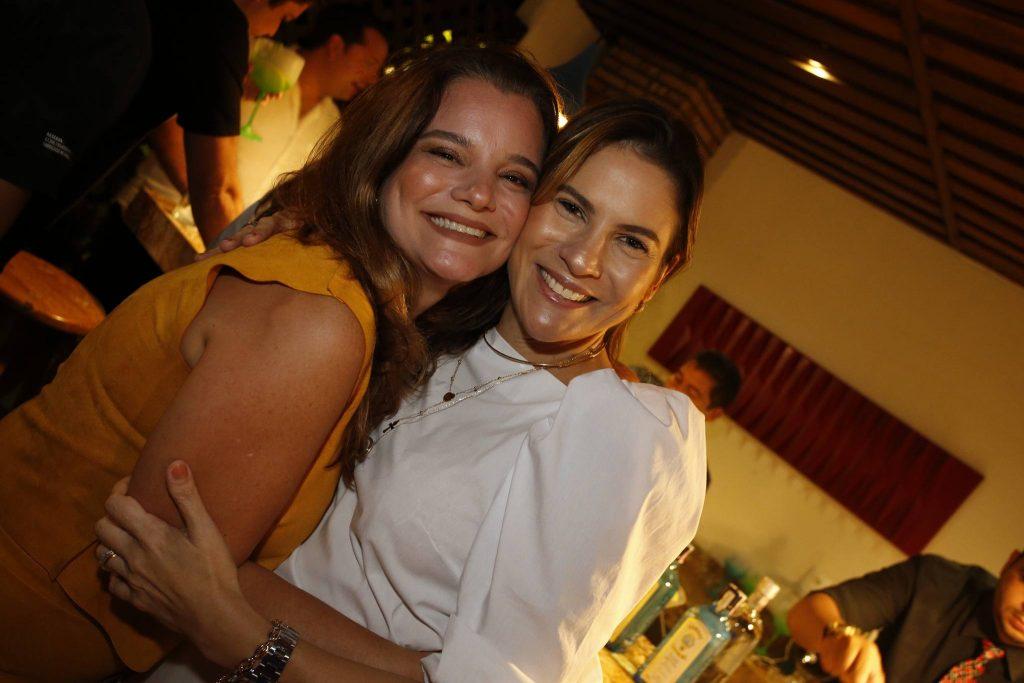 Lea Fontenele E Luciana Borges