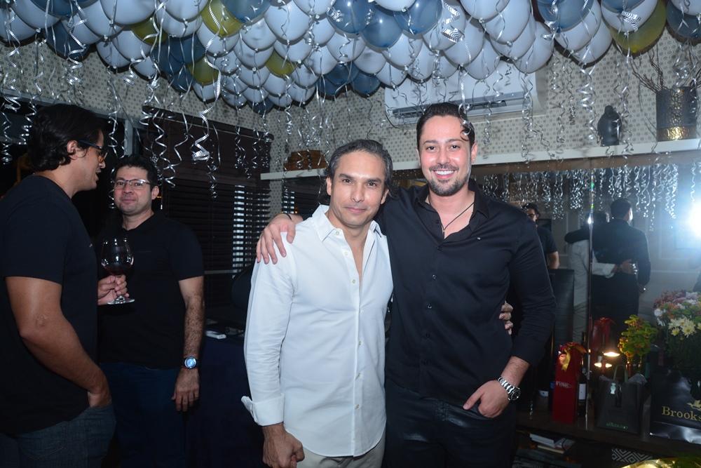 Loredan Bernutty E Gustavo Barreto