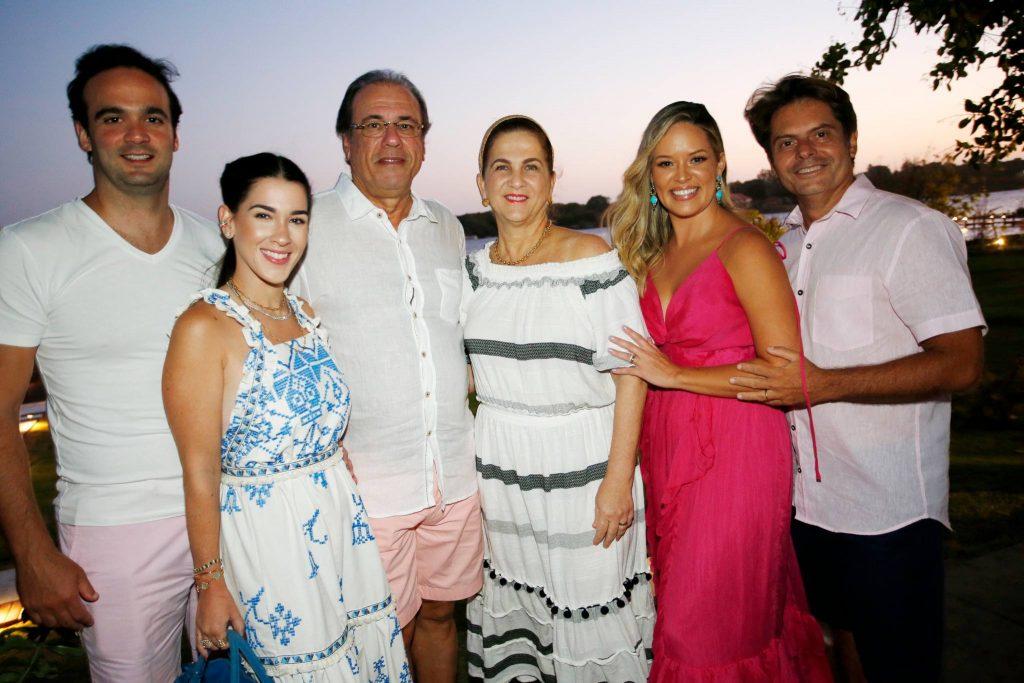 Lucas Asfor, Sara, Claudio E Sandra Brasil, Mirella E Luiz Carlos Tome