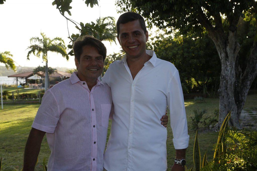 Luiz Carlos Tome E Alberto Aguiar