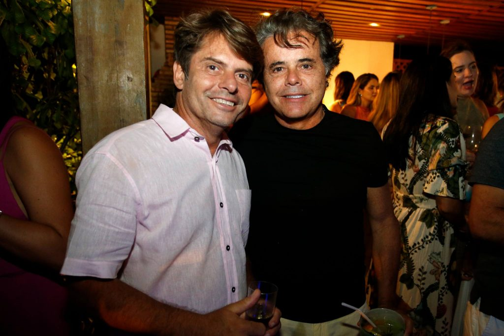 Luiz Carlos Tome E Ivan Bezerra