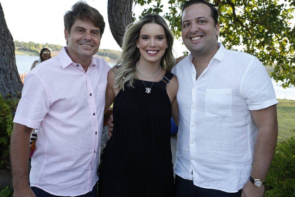 Luiz Carlos Tome, Nathalia E Rodrigo Ponte