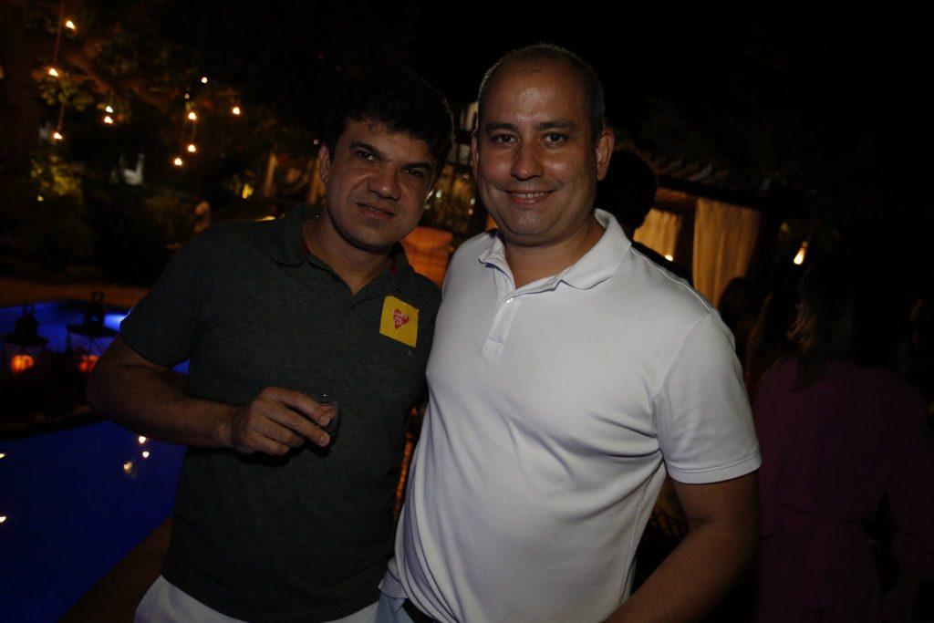 Marcelo Braga E Andre Linheiro