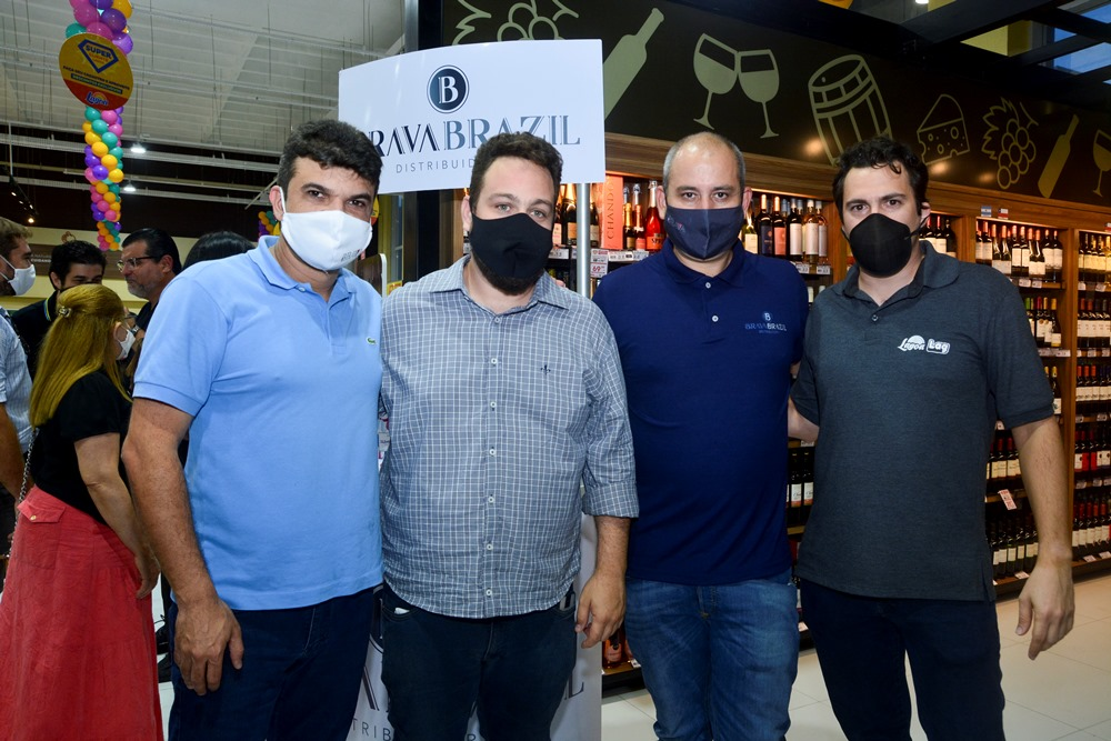 Marcelo Braga, Marco Moura Filho, André Linheiro E Daniel Moita (2)