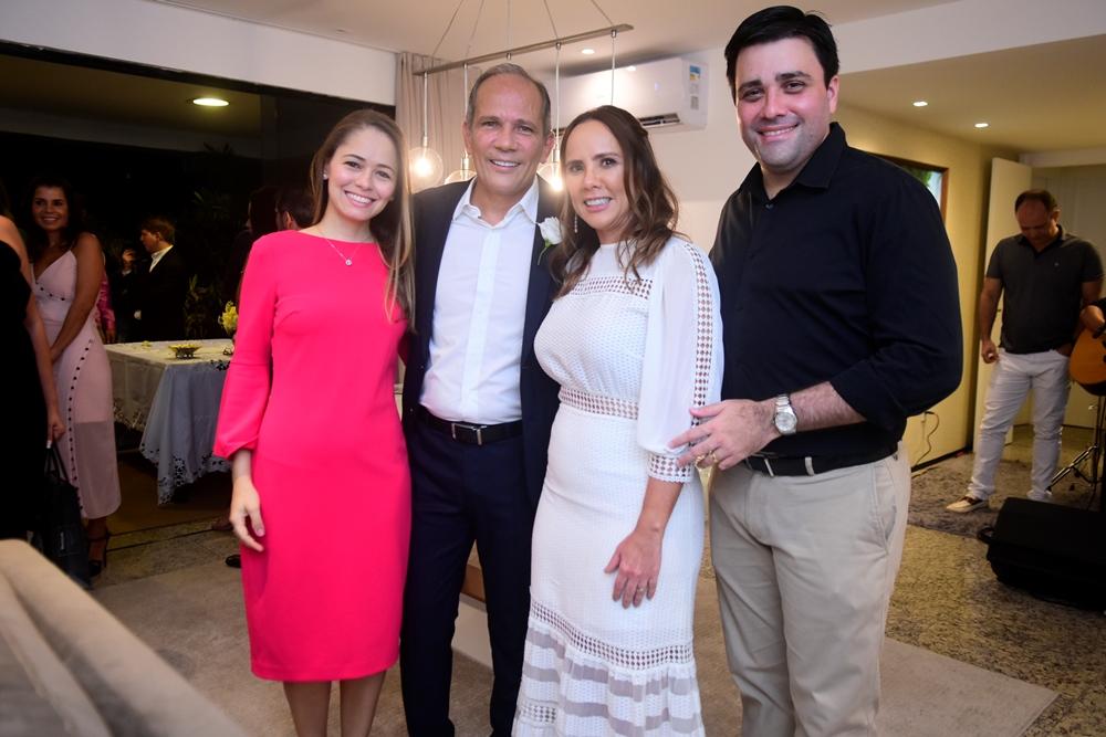 Mariana Herculano, Henque Augusto, Rivia Lima E André Herculano
