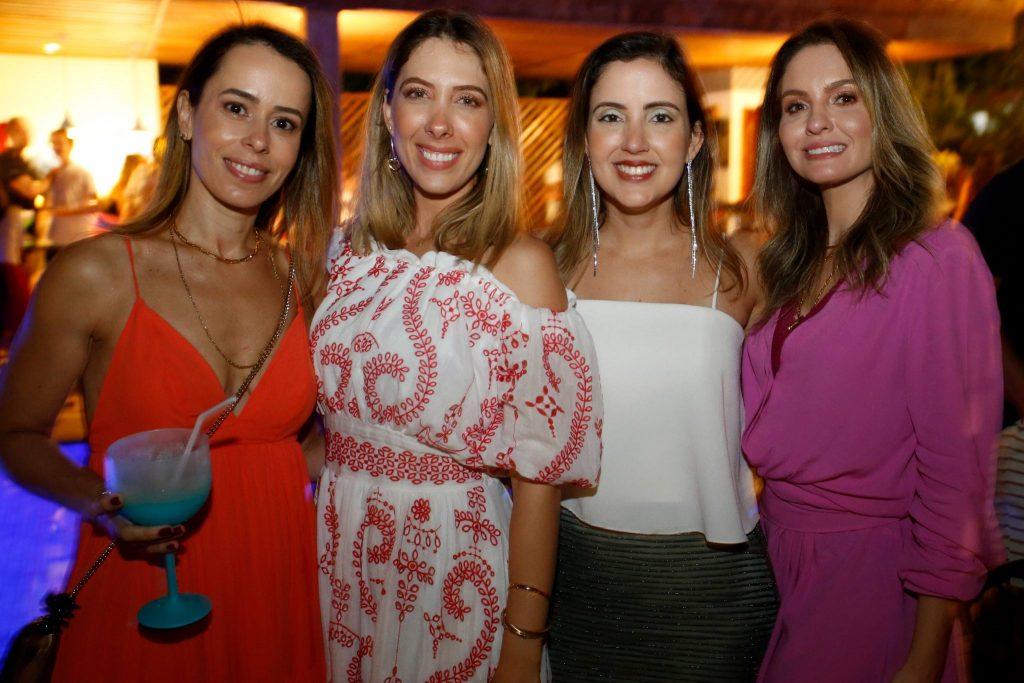 Mariana Peixoto, Daniela Ponte, Joana Moreira E Denise Pio