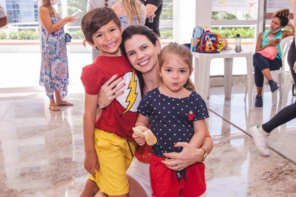Mateus, Ana Carolina E Ana Leticia Studart