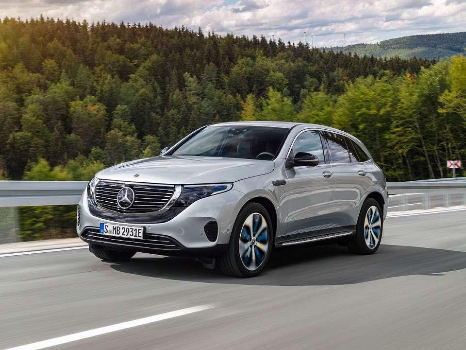 Elétrico, está à venda o primeiro modelo politicamente correto da Mercedes-Benz