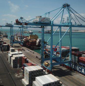 Porto do Pecém retoma operação de rota com a Europa pelo Mar Mediterrâneo