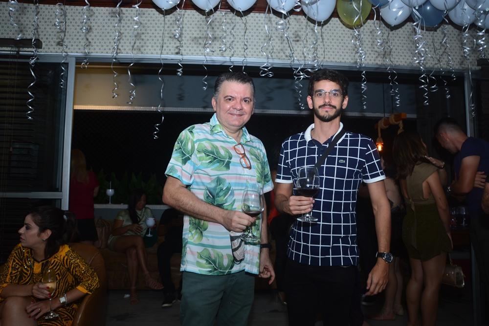 Omar De Albuquerque E Gustavo Augusto Lima