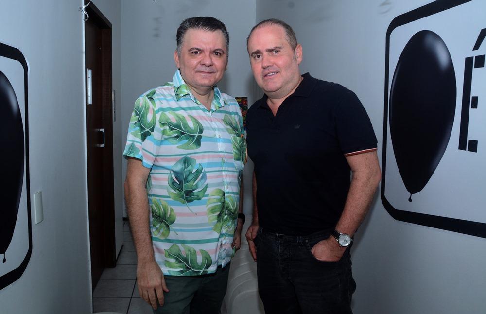 Omar De Albuquerque E Roberto Pamplona