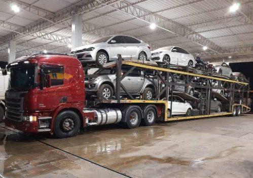 Transportadora de veículos quer dobrar operações e abrir filial no Ceará até 2021