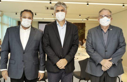 Construção civil cearense receberá total apoio do MDR para novos projetos