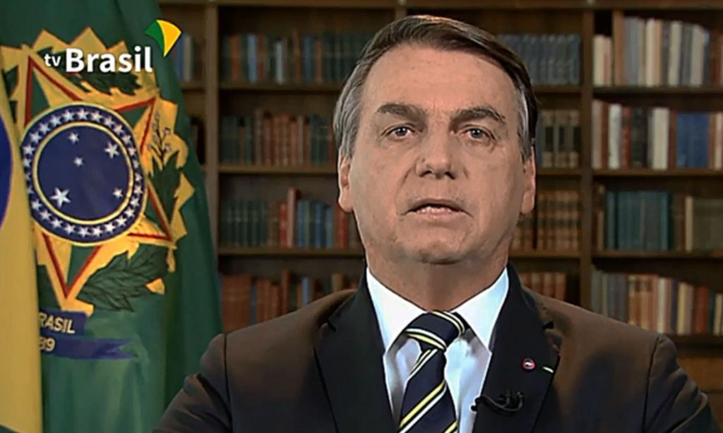 Bolsonaro dirá à ONU o que o Brasil está fazendo na Amazônia e no meio ambiente