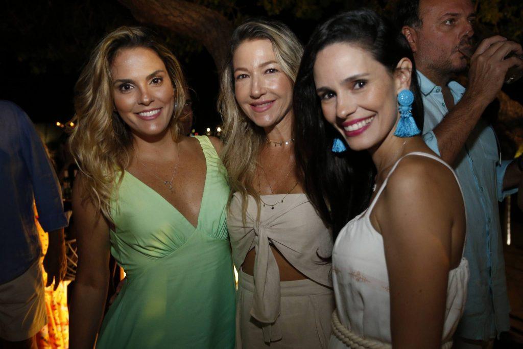 Renata Guimaraes, Carmen Ragel E Lina Pontes