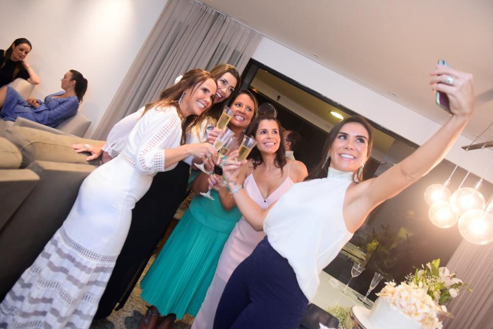 Rivia Lima, Adriana Cavalcante, Luciana Colares, Claudia Diniz E Ane Alcântara