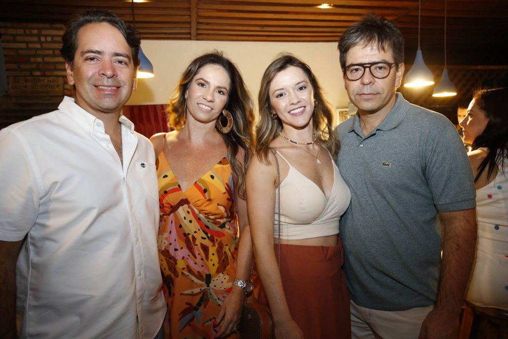 Roberto, Carol, Juliana E Yuri Picanco