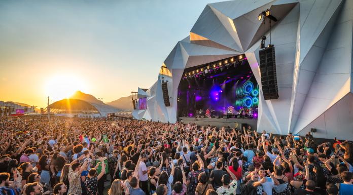 Rock In Rio Sunset 2019 Ariel Martini