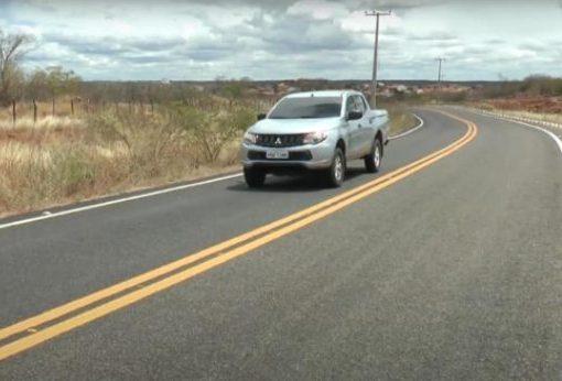 Governo do Ceará acelera as obras de infraestrutura rodoviária no Estado