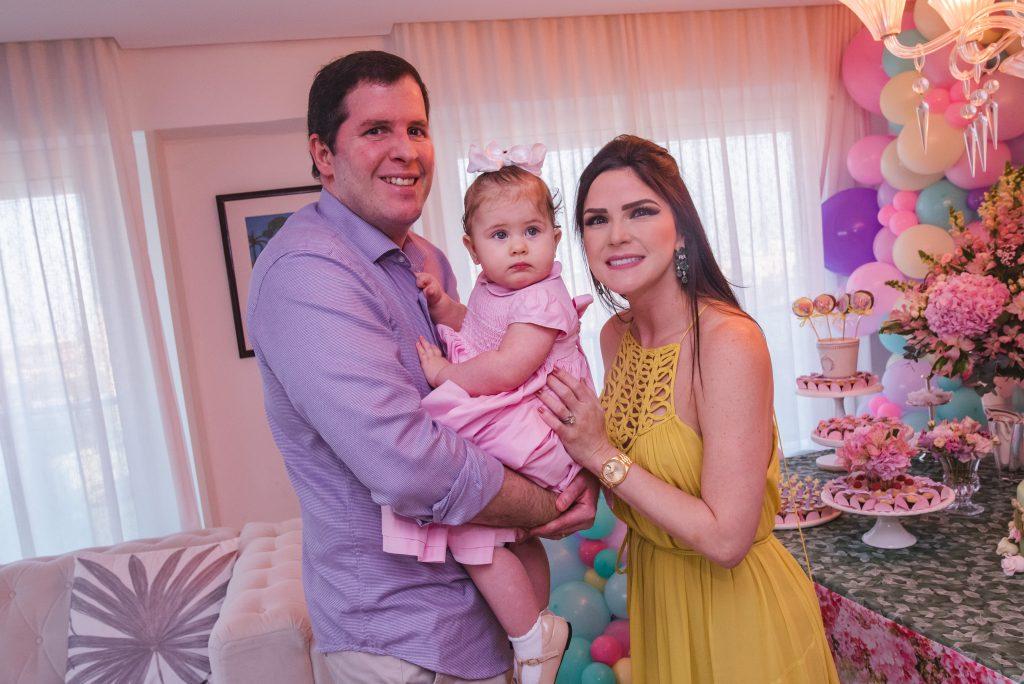 Rodrigo Carneiro, Celine Quintão Carneiro E Marilia Quintão