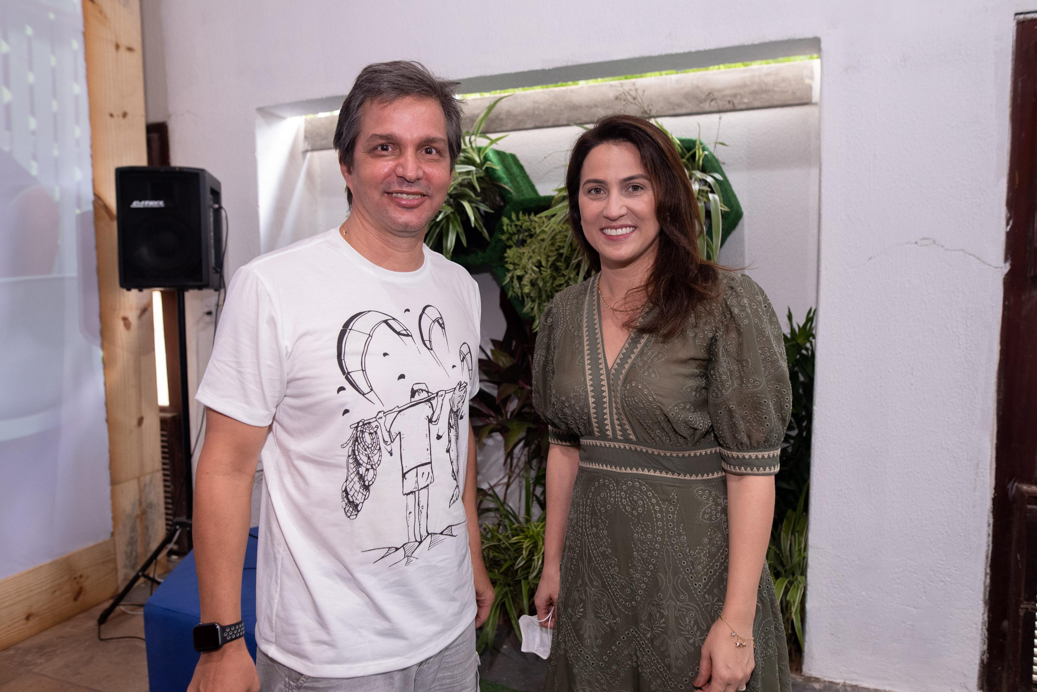 Romulo Soares E Erika Amorim