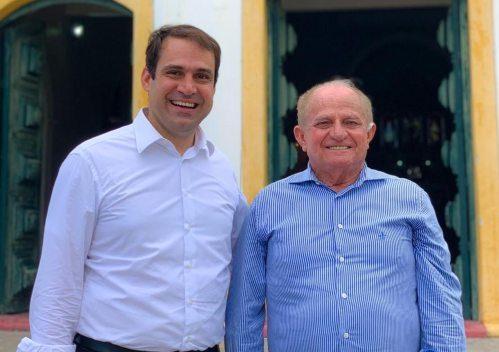 Salmito Filho destaca a seriedade de Edson Sá frente às gestões municipais