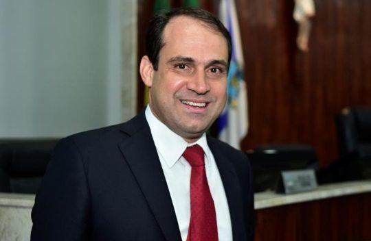 Salmito Filho quer avançar no diálogo e ações em parceria com o setor produtivo