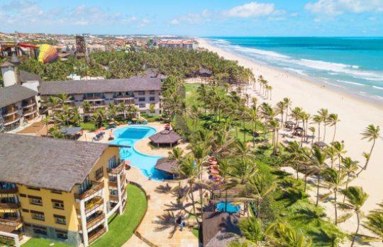 Complexo hoteleiro do Beach Park recebe certificação máxima da RCI 2020