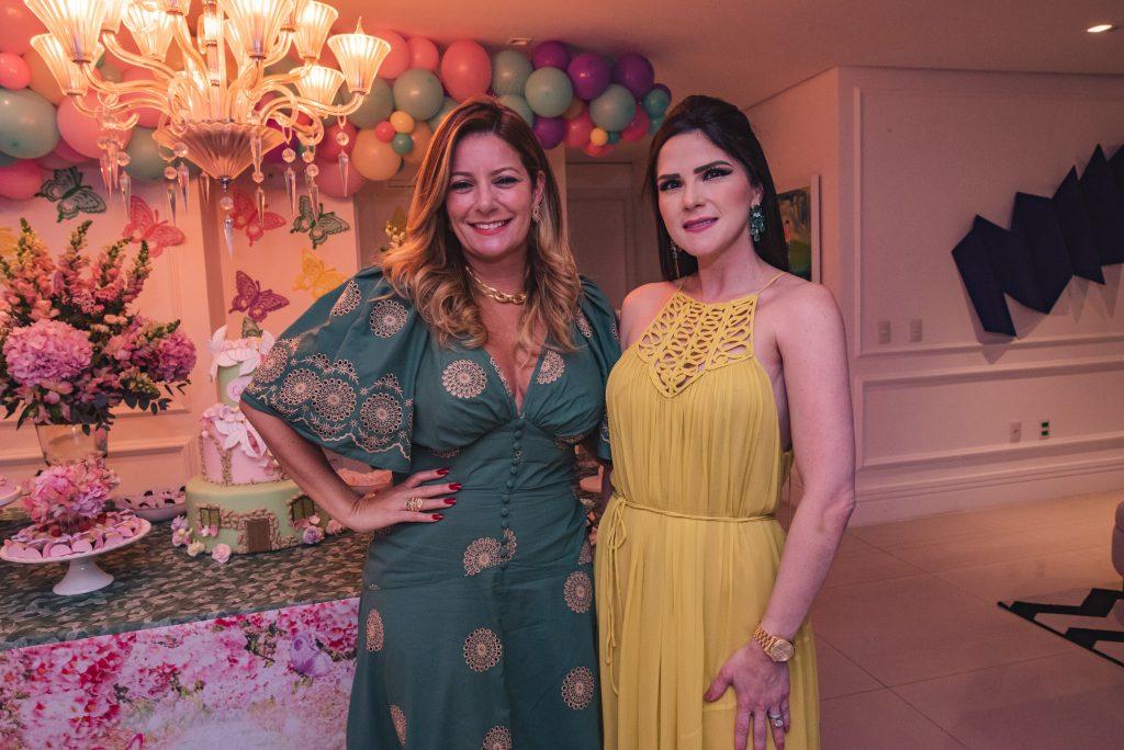 Tatiana Luna E Marilia Quintão Vasconcelos