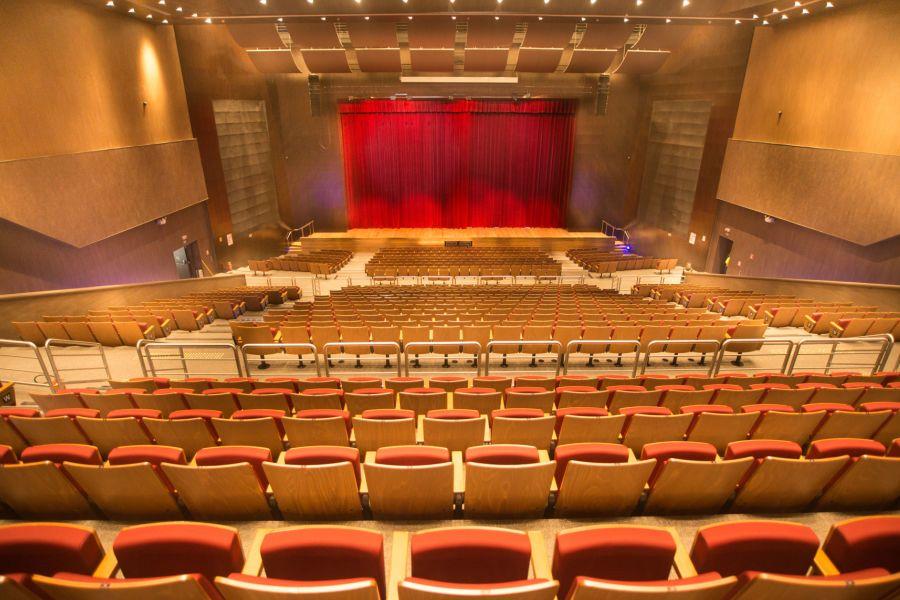 Teatro Riomar Patiohype