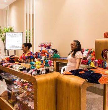 Projeto do IJCPM disponibiliza espaços em shoppings para incentivar o empreendedorismo social