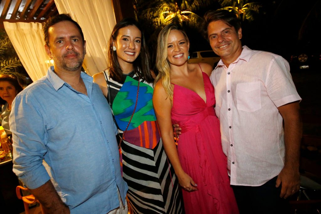 Tony Oliveira, Talita Carneiro, Mirella E Luiz Carlos Tome