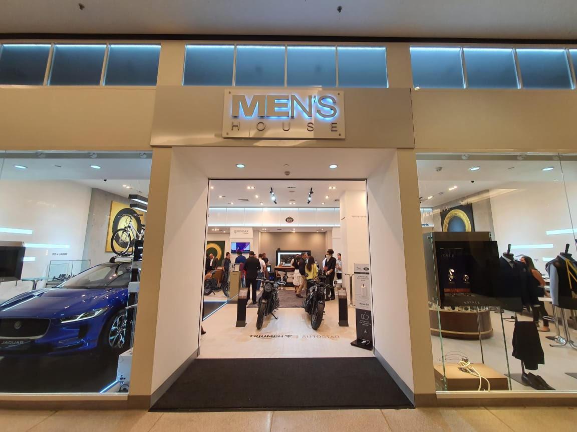 Shopping Cidade Jardim recebe espaço dedicado a produtos e serviços de luxo para o público masculino