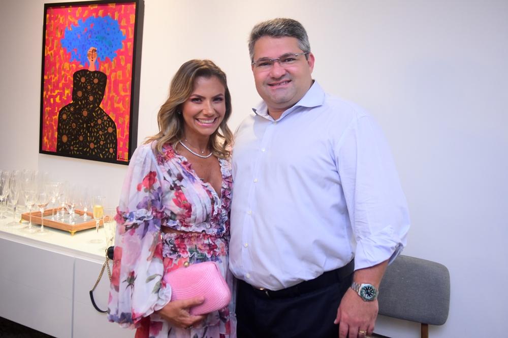 Vanessa E Mário Queiroz