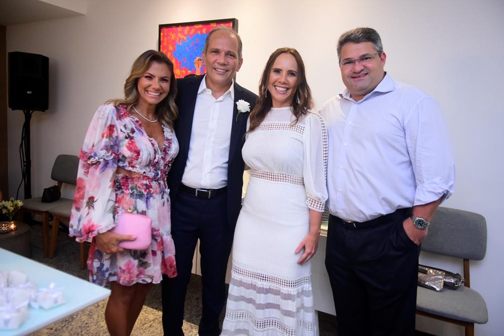 Vanessa Queiroz, Henrique Augusto, Rivia Lima E Mário Queiroz