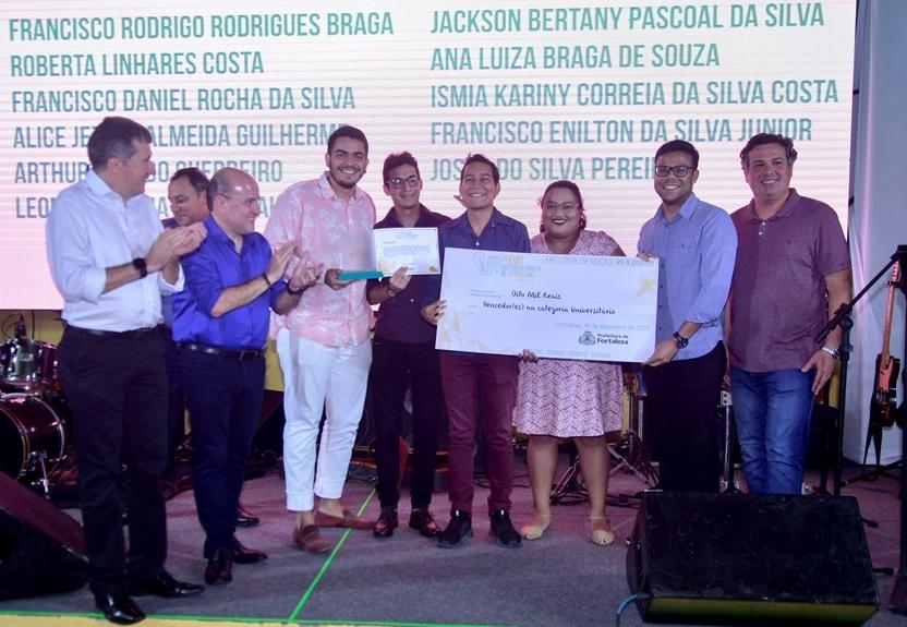 Prefeitura de Fortaleza publica edital do Prêmio de Jornalismo 2020