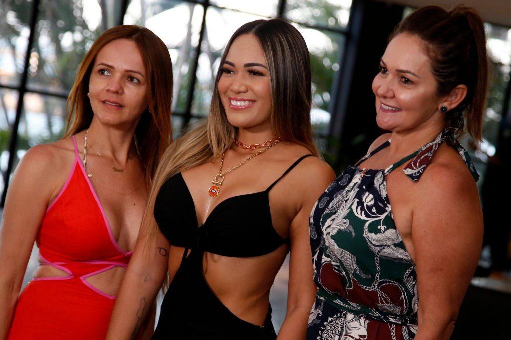 Vera Ulisses, Winne Luiza E Ana Ricarda