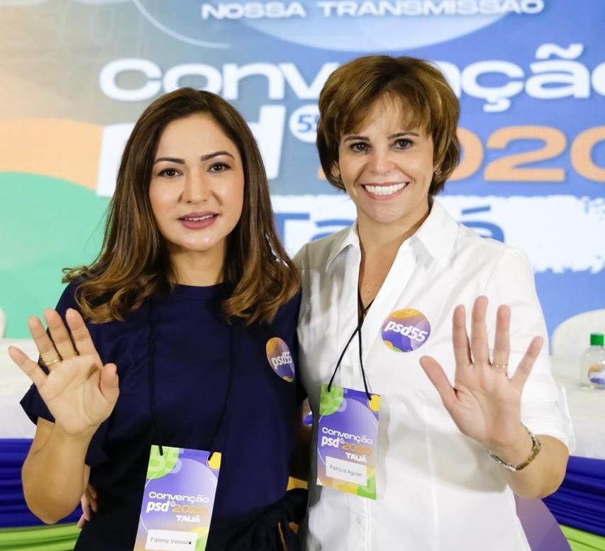 Convenção homologa candidatura de Patrícia Aguiar para Prefeitura de Tauá